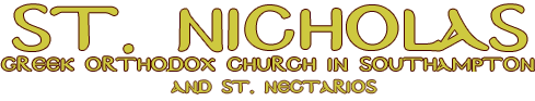 St. Nicholas Southampton – Greek Orthodox Church in the South of England